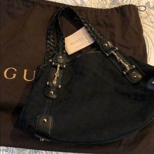 Gucci Horsebit Pelham Tote